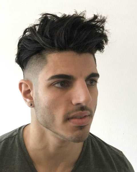 Show Short Long On To Your Backamp; Barber Top In Haircuts 101 Sides rQeExWdCBo