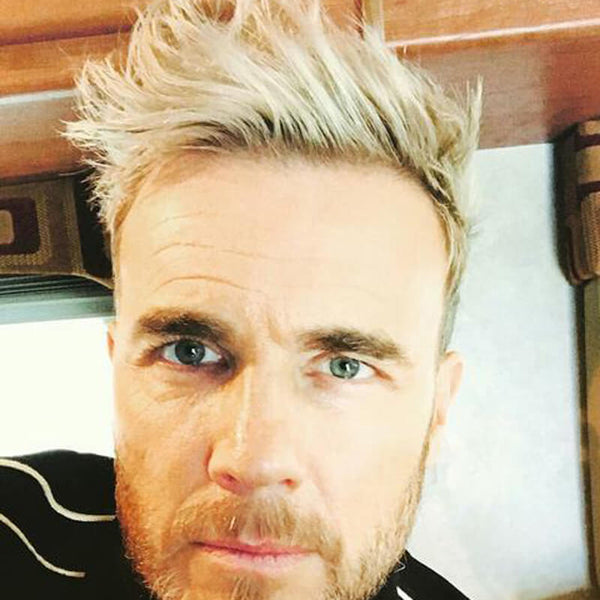 Gary Barlow Haircut | Best Celebrity Men's Hairstyles 2017