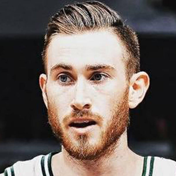 Gordon Hayward Haircut | Best Celebrity Men's Hairstyles 2017