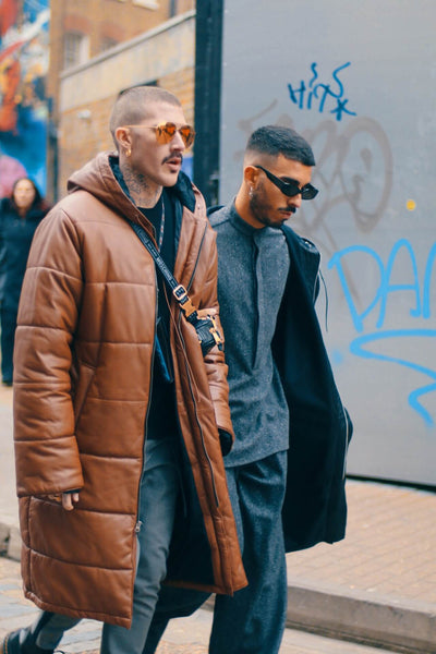 The Best Street Style From London Fashion Week Men's AW19