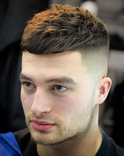 Men S French Crop Haircut: 52 Crop Haircuts For Men To Show Your Barber In 2018