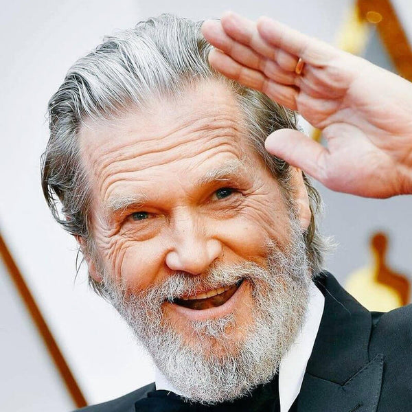 Jeff Bridges Haircut | Best Celebrity Men's Hairstyles 2017