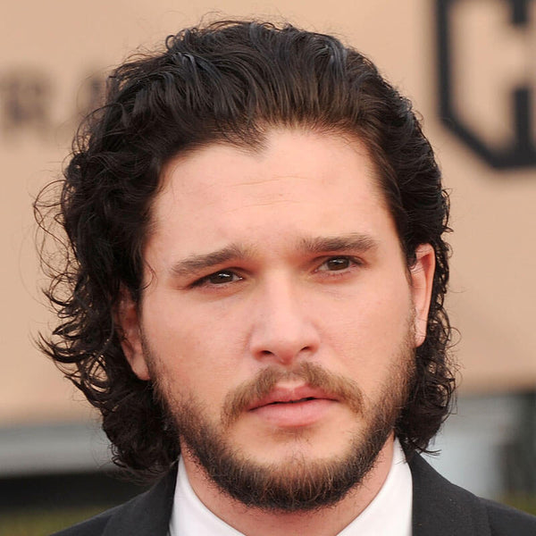 Kit Harrington Haircut | Best Celebrity Men's Hairstyles 2017