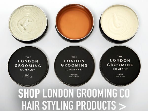 The London Grooming Company Hair Styling Products