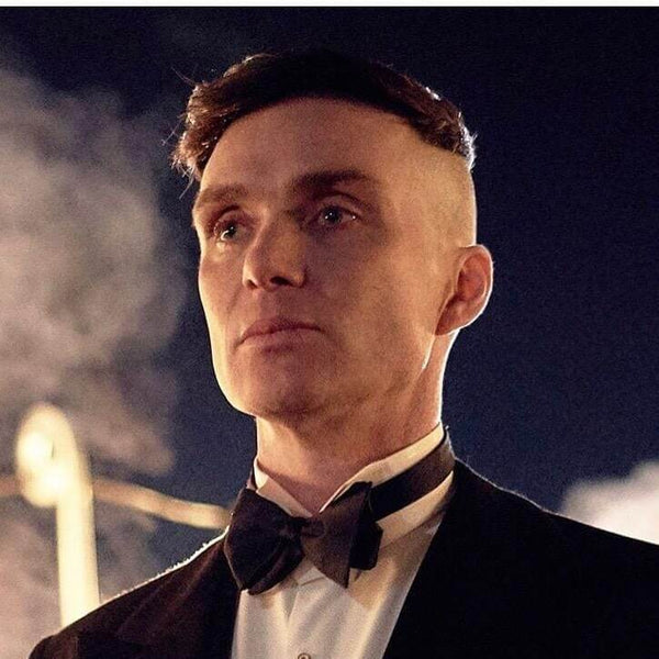 Tommy Shelby Haircut thomas hairbond