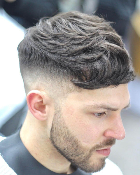 101 Short Back & Sides Long On Top Haircuts To Show Your Barber 2018 ...