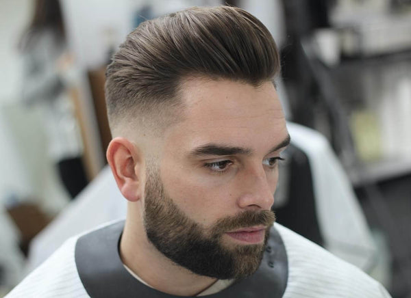 101 Short Back & Sides Long On Top Haircuts To Show Your ...