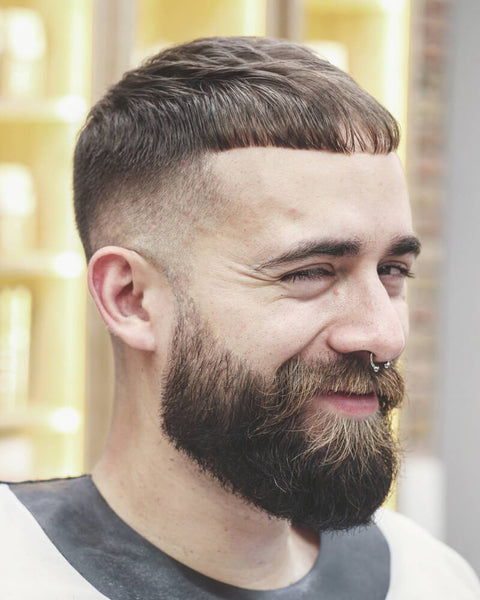 Caesar Haircut - What Is It? How To Style?
