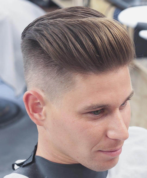 101 Short Back Sides Long On Top Haircuts To Show Your