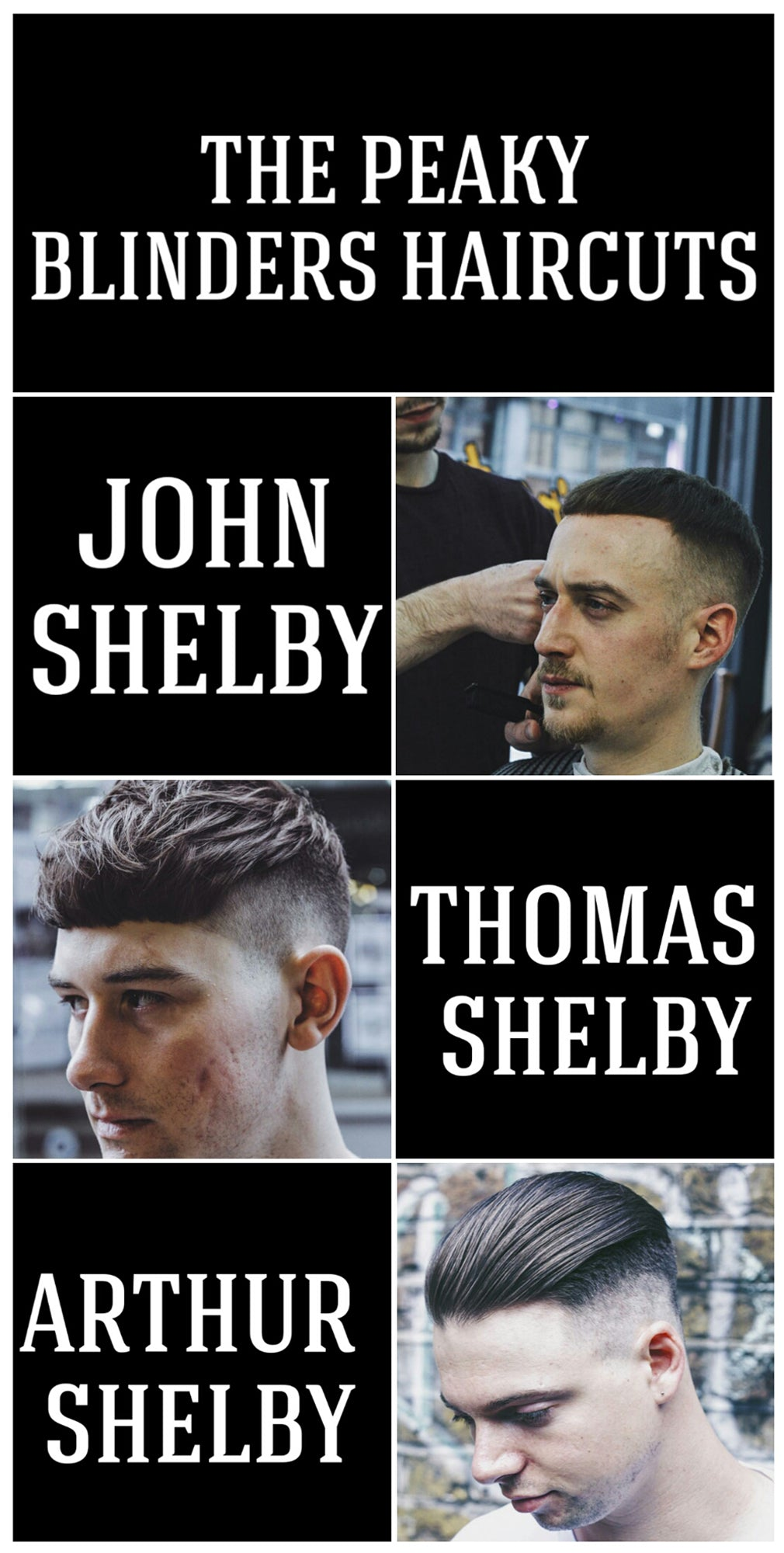 Peaky Blinders Haircut Style Name | hairstylegalleries.com