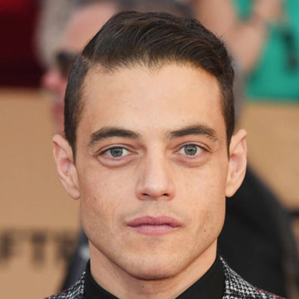 Rami Malek Haircut | Best Celebrity Men's Hairstyles 2017