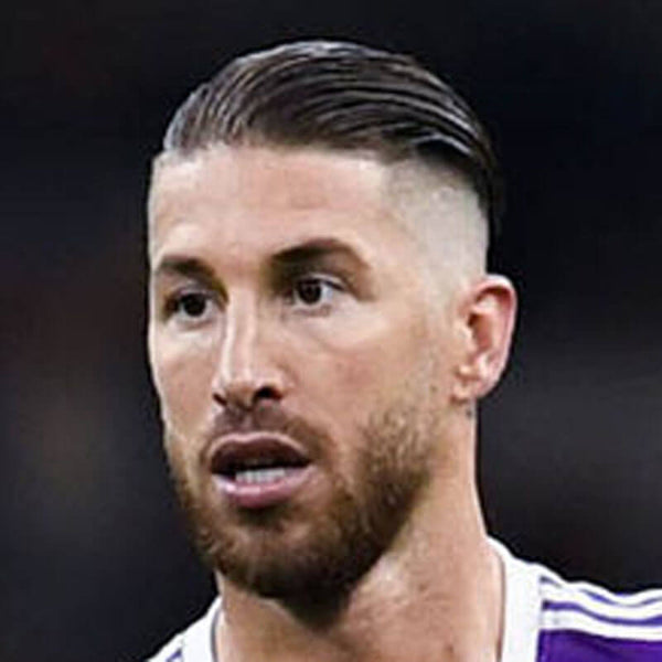 Sergio Ramos Haircut | Best Celebrity Men's Hairstyles 2017