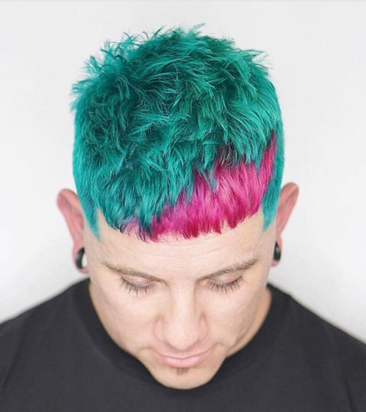 50 Mens Hair Colour Ideas For Men Thinking Of Dying Their Hair