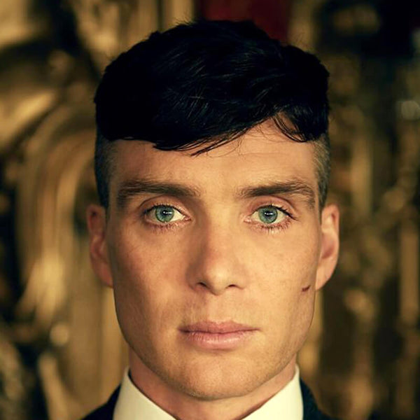 Tommy Shelby Haircut | Best Celebrity Men's Hairstyles 2017