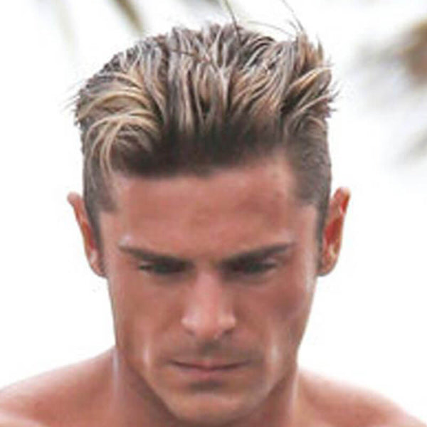 Zac Efron Haircut | Best Celebrity Men's Hairstyles 2017