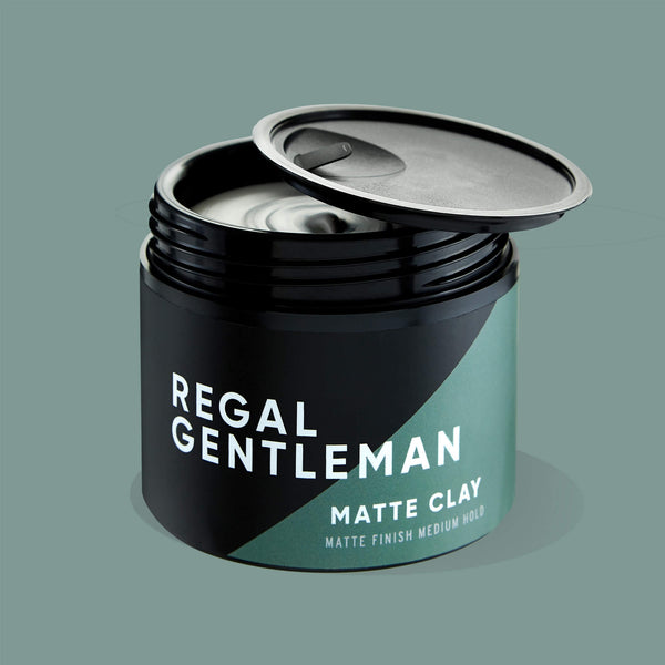 Matte Hair Clay | Regal Gentleman