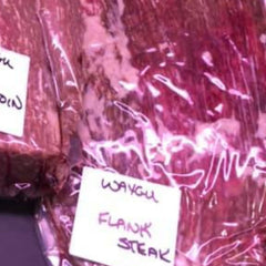 Flank Steak 1lb - Canadian pure-bred Wagyu