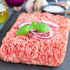 ORG LEAN GROUND PORK per lb