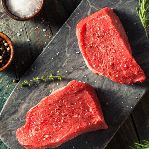 ORGANIC TOP SIRLOIN STEAK