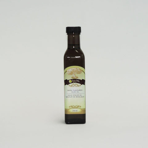 BASIL OLIVE OIL - 250ML