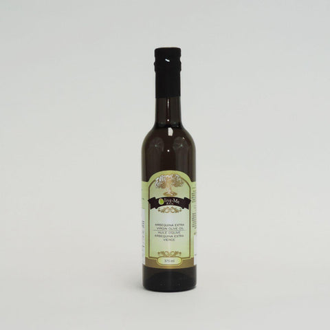ARBEQUINA OLIVE OIL 375ML