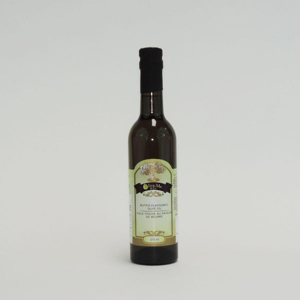 BUTTER OLIVE OIL 375ML