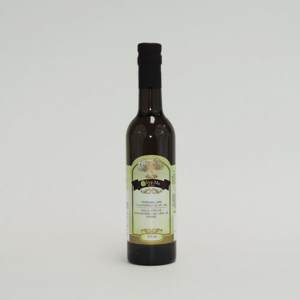 PERSIAN LIME OLIVE OIL 375ML