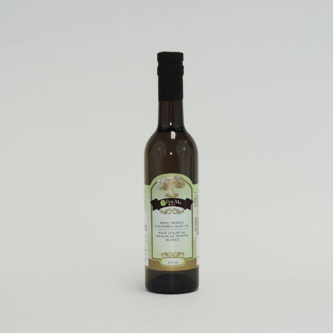 WHITE TRUFFLE OLIVE OIL 375ML