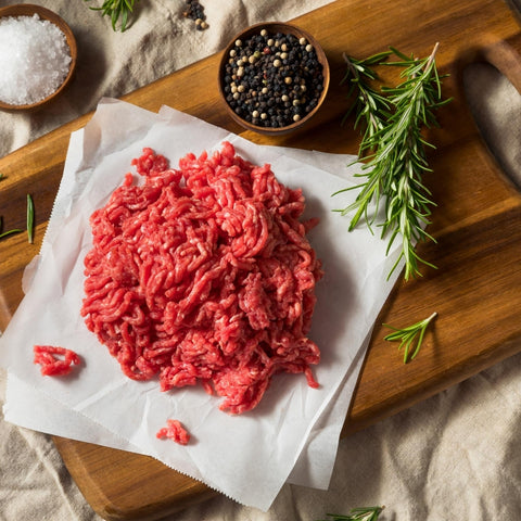 ORGANIC EXTRA LEAN GROUND BEEF 1lb