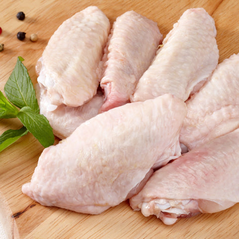 Chicken wings- Organic per lb