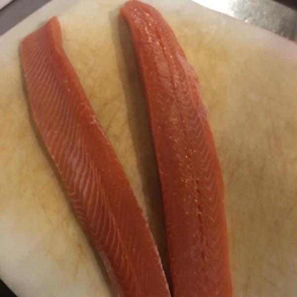 ATLANTIC SALMON 6 oz.