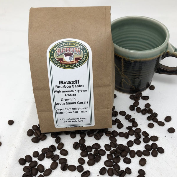 Brazil - Soft, mild and very smooth.