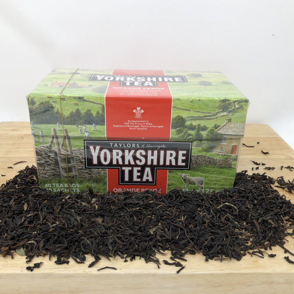Yorkshire Tea - Orange Pekoe - 40 bags