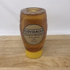 Honey- Clovermead Summer Blossom Pure Honey - 500g