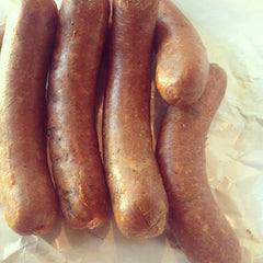 ANDOUILLE SMOKED SAUSAGE lb