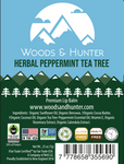 Herbal Peppermint Tea Tree ( LARGE TUBE)