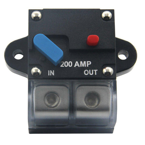 200A / 250A / 300A Circuit Breaker with Manual Reset - Cohomer