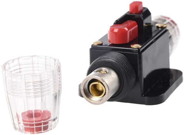 20A/30A/40A Car Audio Inline Circuit Breaker for Stereo Switch System Protection - Cohomer