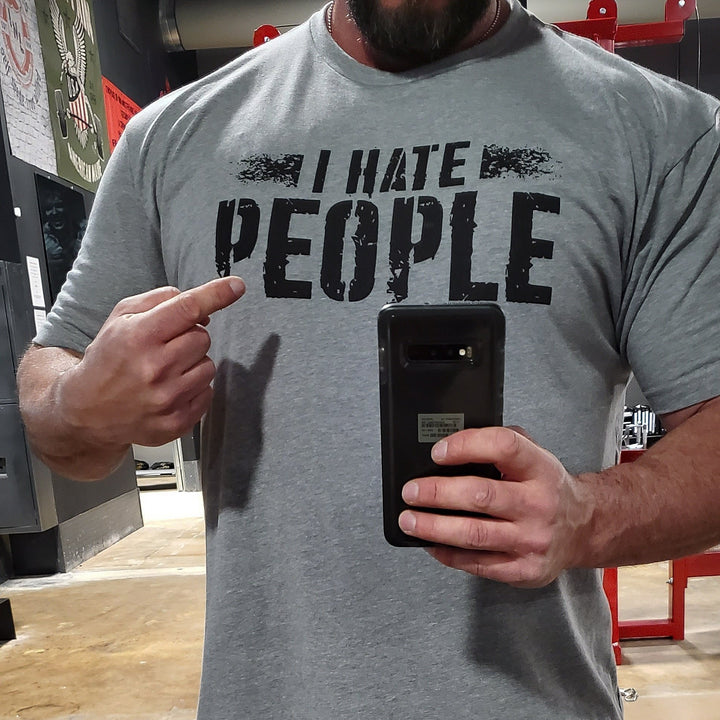 I Hate People T-shirt