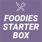 Starter Box for Foodies (25 Cards)