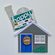 House Gift Card Holder