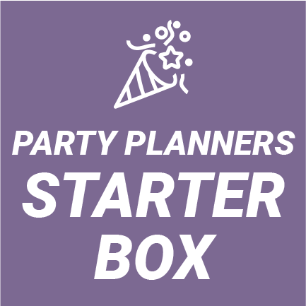 Starter Box for Parties (25 Cards)