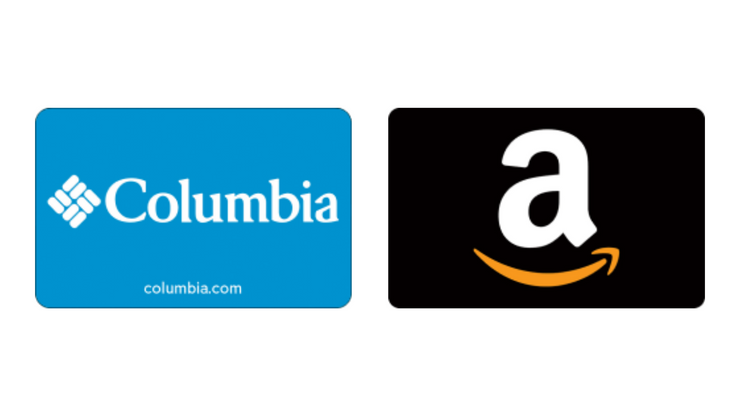 Columbia and Amazon