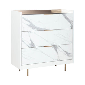 CALACATTA CHEST OF 3 DRAWERS (5399869325473)