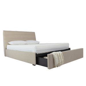 AVELON II QUEEN BED (5399591649441)
