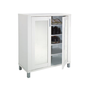 BALLY 2-DOOR SHOE CABINET (5399587979425)