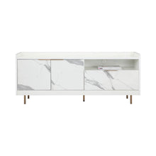 Load image into Gallery viewer, CALACATTA TV CABINET 150CM (5399868833953)