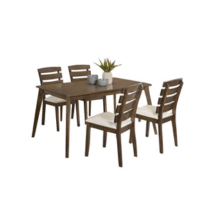 EVA DINING SET FOR 4 (5399792058529)