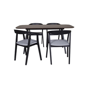 KEIKO DINING SET FOR 4 (5399719084193)