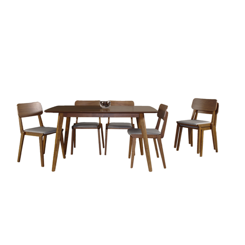 KENT DINING SET FOR 6 (5399621042337)